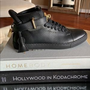 Buscemi 100mm High Top Sneakers for sale